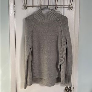 Gray Sweater
